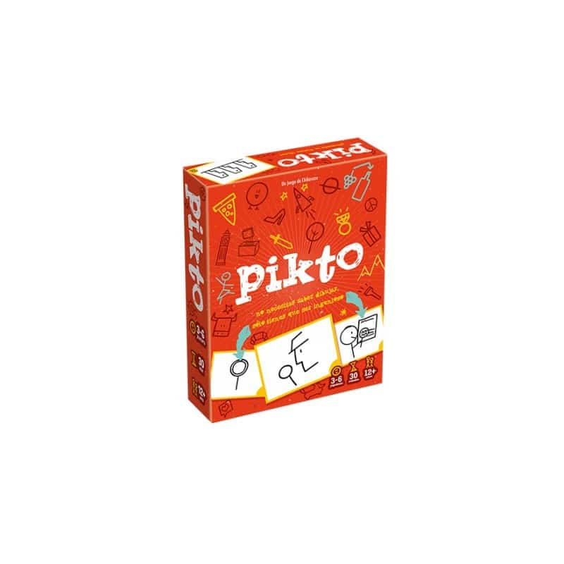 Pikto board game