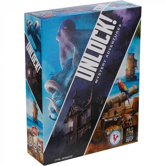 Unlock! board game