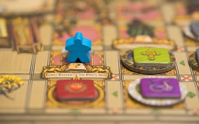 5 History-themed Board Games
