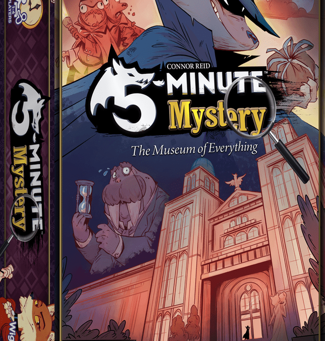 5-Minute Mistery