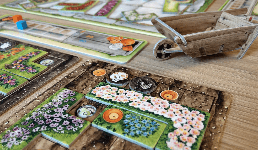5 Relaxing Board Games to Play with your Family