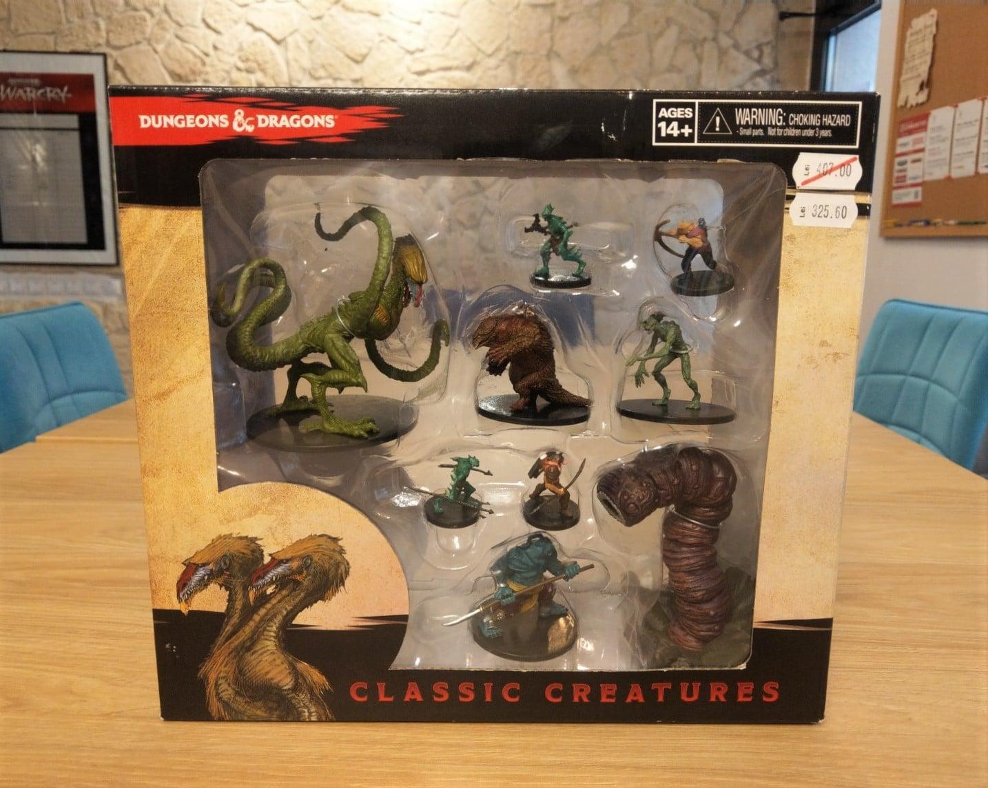Classic Creature pack