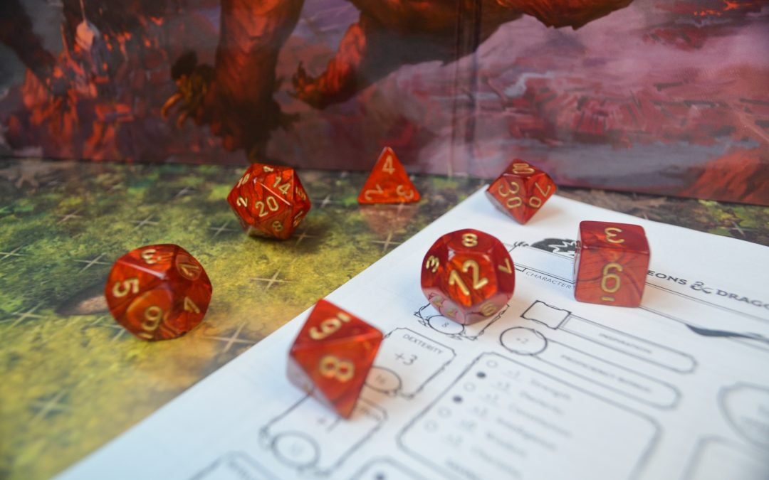 Dungeons and Dragons Gift Guide