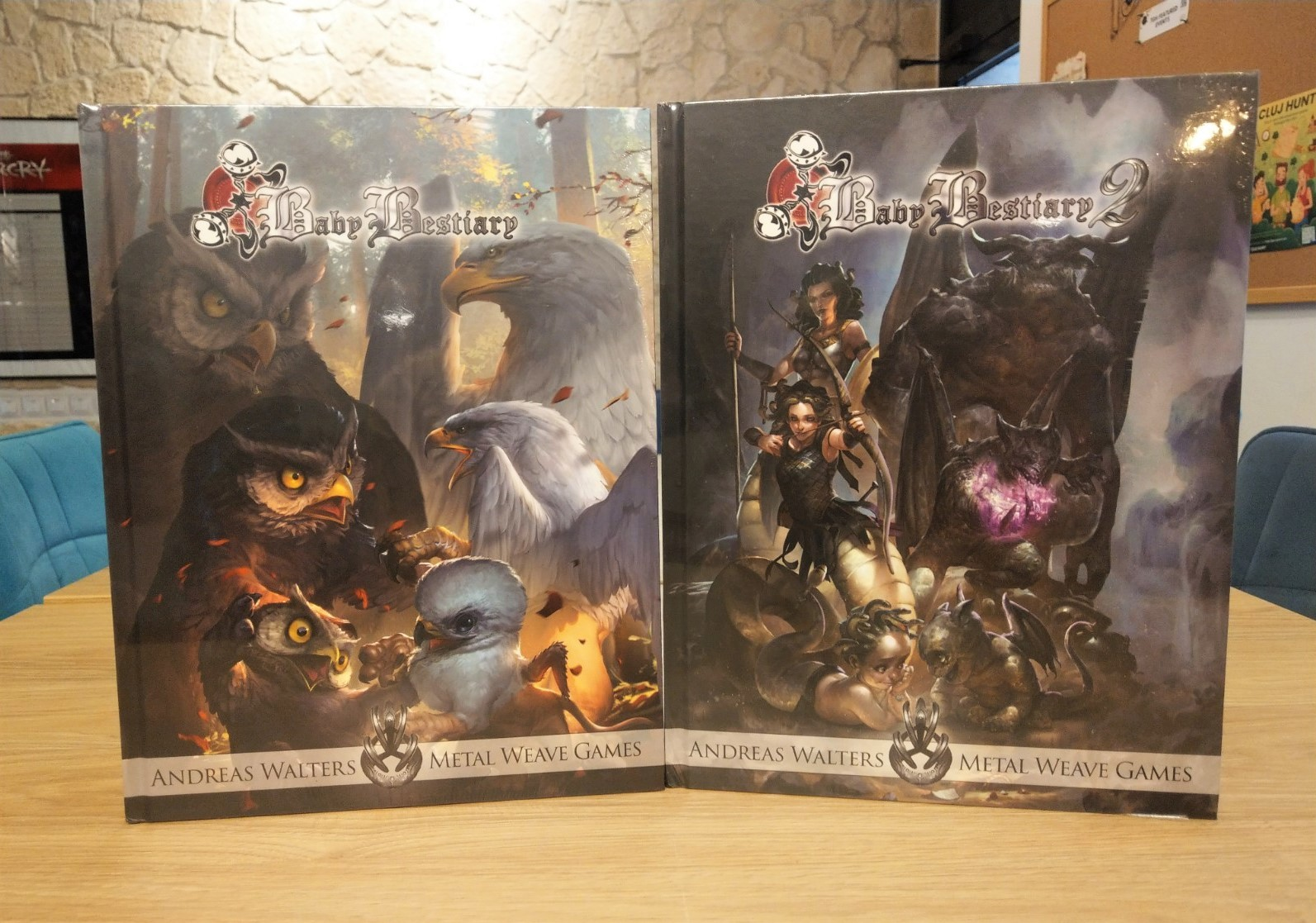 Dungeons and Dragons Gift Guide baby bestiary