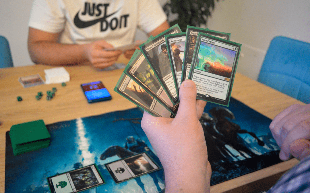 How to get into Magic: The Gathering