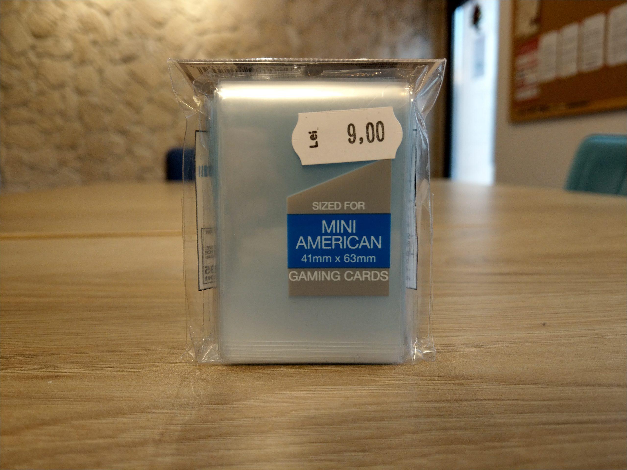 Mini American Sleeves