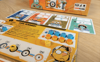 Top 5 Board Games Released in 2020