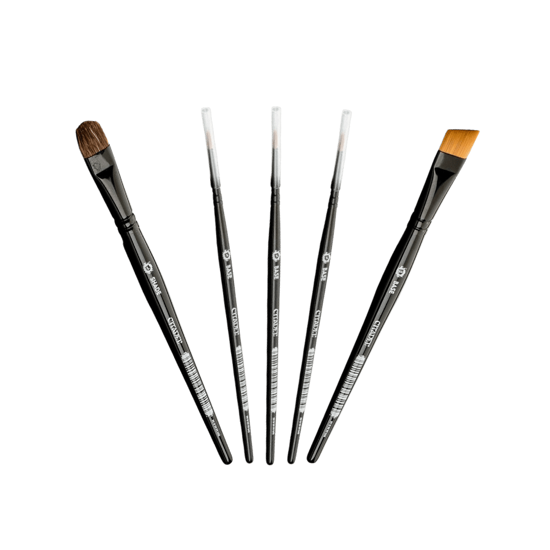 Wargaming Brushes