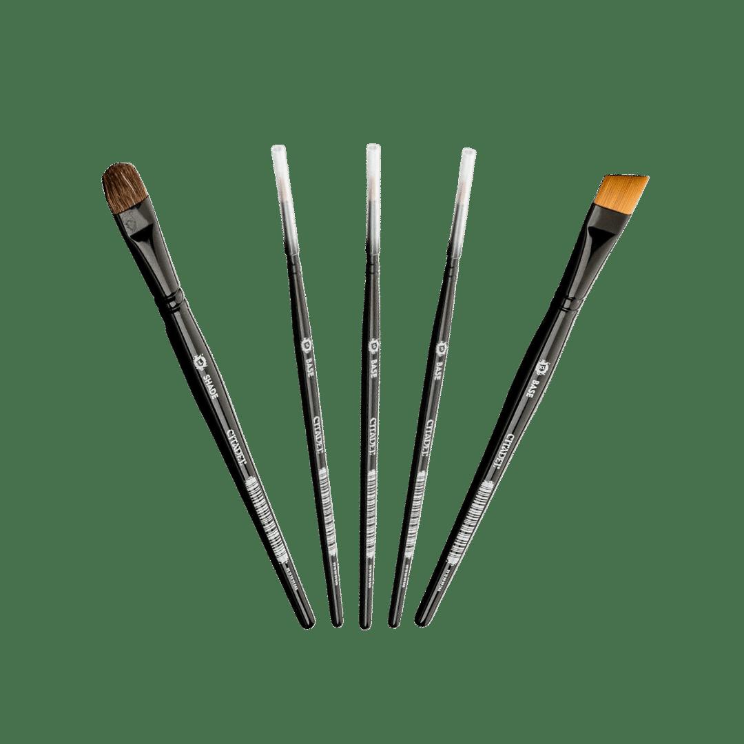 Wargaming Brushes