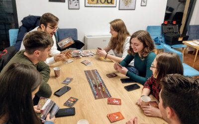 Board game nights are back at The Guild Hall