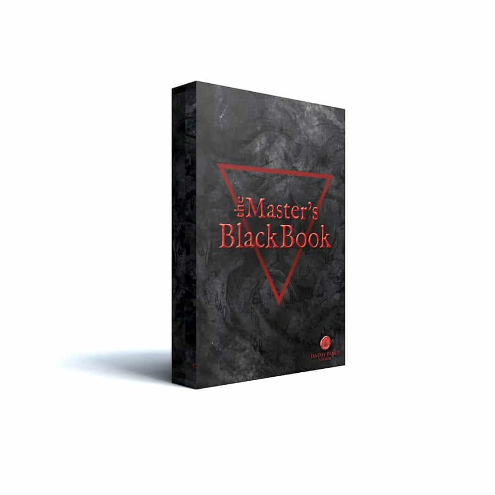 Fantasy World Creator The Master's Black Book