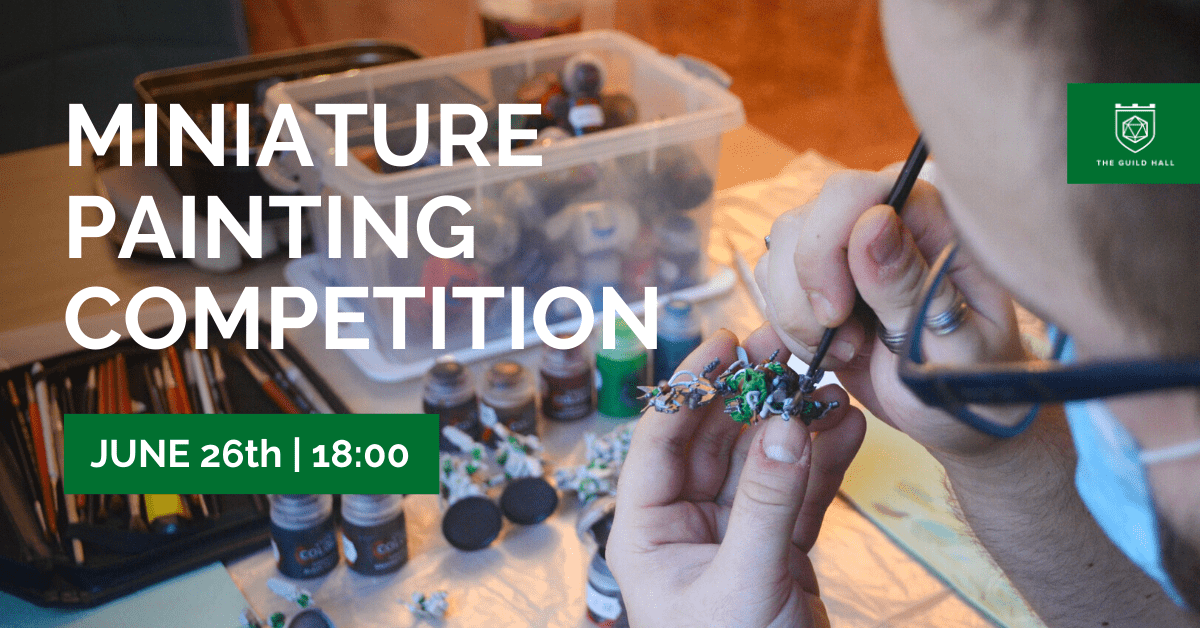 Miniature Painting Competition