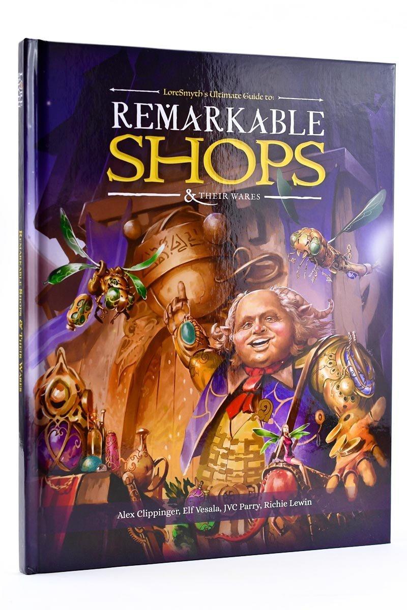 D&D Remarkable shops