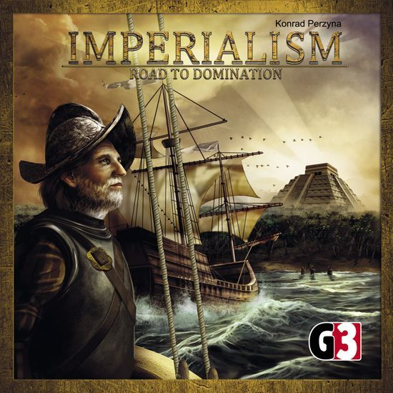 Imperialism road to domination