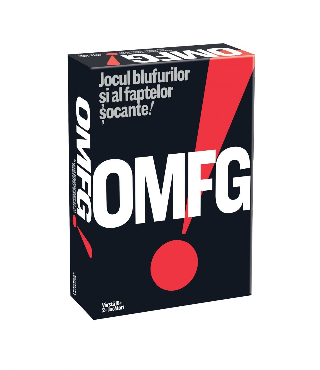 OMFG! board game