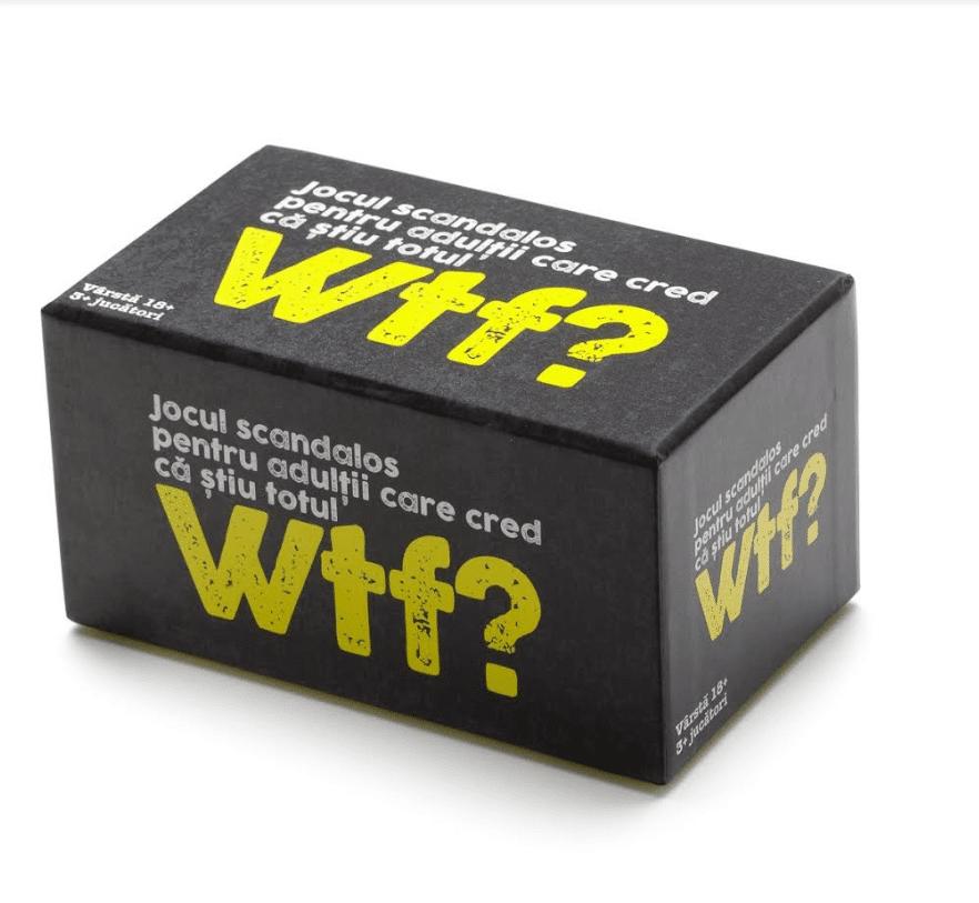 WTF board game