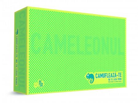 Cameleonul board game